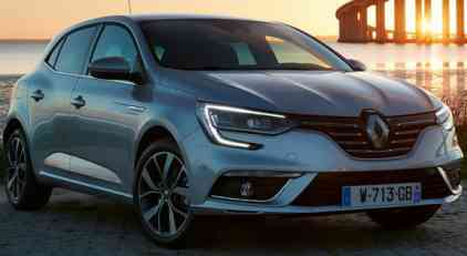 Renault Megane TCe165