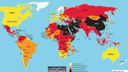 Reporteri bez granica: Političari potiču mržnju prema medijima