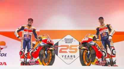 Repsol Honda predstavila motocikle za narednu MotoGP sezonu
