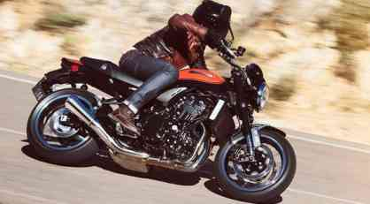Retro Kawasaki Z900RS ugledao svetlost dana