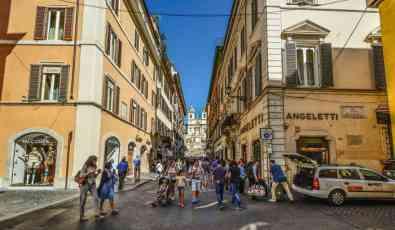 Rimski taksisti na časovima lepog ponašanja
