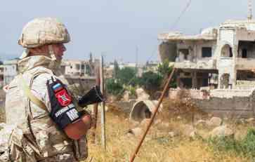 Ruska vojna policija će napustiti Golansku visoravan nakon dolaska stalnih patrola misije UN