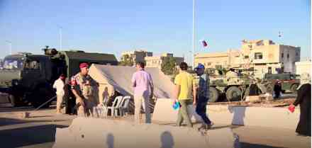 Ruska vojska pokazala novinarima kako se Sirija vraća normalnom životu