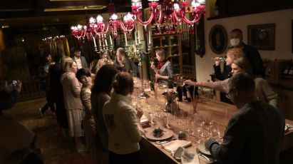 Ruski turisti u poseti vinarijama Subotičko-horgoške peščare