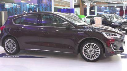 SAJAM AUTOMOBILA: Ford Fokus (FOTO, VIDEO)
