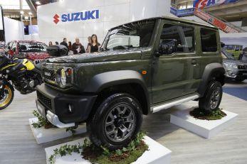 SAJAM AUTOMOBILA: Suzuki Džimni (VIDEO)