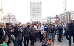 SNS: Fantom koji štrajkuje glađu zbog pijaće vode, od Vodovoda primio 1,2 miliona dinara