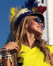 ŠOK! OVO NIKO NIJE OČEKIVAO: Za ovu Kolumbijku kažu da je mis Mundijala, ali OVU istinu o njoj još niko ne zna! (FOTO)