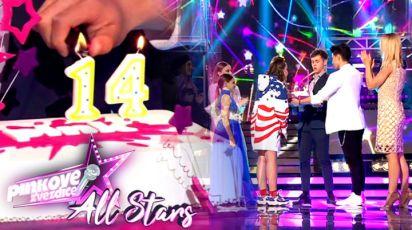 SPEKTAKL POČINJE ZA DVA SATA! Pinkove zvezdice - All Stars ni večeras vas neće ostaviti ravnodušnim, a njoj se sprema VELIKO IZNENAĐENJE! (VIDEO)