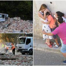 SRBIJA JOŠ JEDNOM DOKAZALA SVOJU HUMANOST I VELIČINU: Donacija Albaniji od dva miliona evra za sanaciju posledica zemljotresa