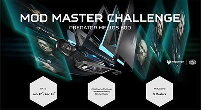 SSMods u MOD Master Challenge