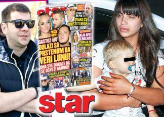 STAR saznaje: Ivan traži DNK TEST! Hoće da uzme Miljani sina!