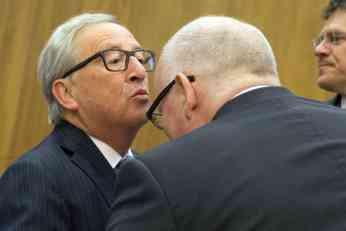 ŠTIP, CMOK: Ovako je Junker iznenadio Plenkovića
