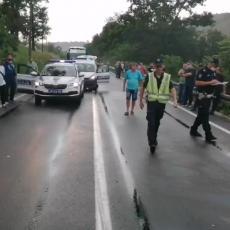 STRAVIČNA NESREĆA KOD KRALJEVA: Sudarila se ČETIRI automobila, među povređenima i deca (VIDEO)