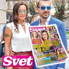 SVET U NOVOM BROJU OTKRIVA: Elena i Jugoslav Karić IZBEGAVAJU FAMILIJU!