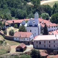 SVETLI DEVET I PO VEKOVA NAD PRAVOSLAVNIM VERNICIMA: Manastir Prohor Pčinjski danas slavi veliki jubilej