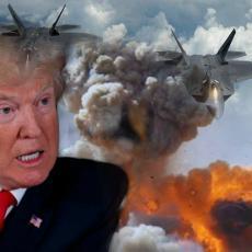 Sa balkona BELE KUĆE u OSVAJANJE SVETA: Tramp najavio NOVI PLAN za američku vojsku (VIDEO)