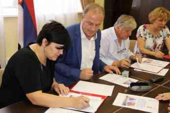 Saradnja u oblasti obrazovanja Kragujevca i Moskve