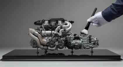 Savršena replika motora Bugattija Chirona košta 9.365 dolara