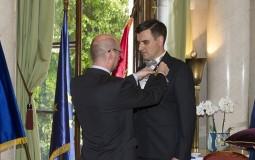 Šef Biroa direktora policije MUP Srbije dobio francuski orden
