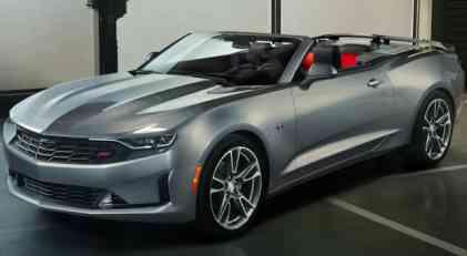 "Šef za Chevrolet Camaro kaže da Mustang …""jede naš ručak""…"