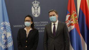 Selaković: UN za Srbiju najznačajnija međunarodna organizacija