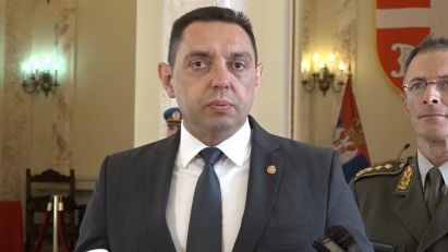 Serbian military union: where did the money go minister?