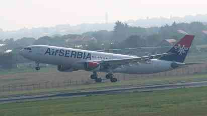 Serbian president says Air Serbia will survive