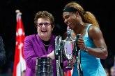 Serena Vilijams vodi borbu da žene i muškarci imaju jednake nagrade
