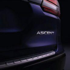 Serijski Subaru Ascent na sajmu u Los Anđelesu