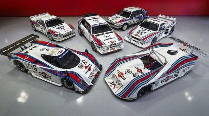 Šest spektakularnih Lancia na prodaju 7,5 miliona dolara