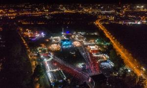 Sjajna atmosfera: Za tri dana Bir fest posetilo 360.000 ljudi