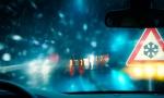 Slab sneg - zabelili se krovovi i automobili na Kopaoniku
