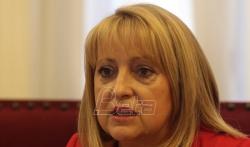 Slavica Djukić Dejanović: Da mogu da ponudim bolji program, izašla bih na crtu Dačiću