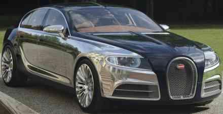 Sledeći Bugatti pre će biti SUV nego limuzina