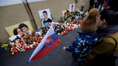 Slovačka: Obeležena godišnjica ubistva novinara