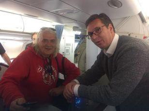 Slučajan susret Vučića i Čorbe
