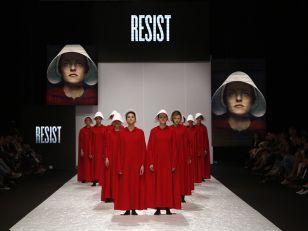 Sluškinjina priča napravila pometnju na beogradskoj Nedelji mode
