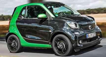 Smart u Evropi postaje isključivo električni auto