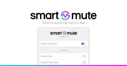 """""""SmartMute"""" dozvoljava zvuk samo sa aktivne kartice u Chrome-u"""