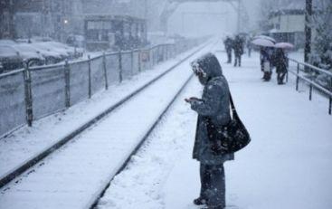 Snijeg pao u Slavoniji, sjevernoj Hrvatskoj i Gorskom kotaru