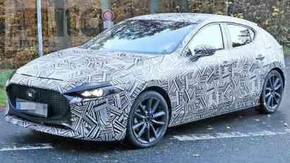 Snimljena nova Mazda 3