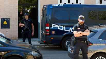 Španija, muškarci iz Srbije uhapšeni na plantažama marihuane