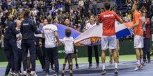 Srbija čeka SAD na startu Dejvis kupa