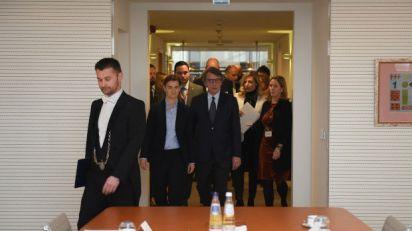 Srbija donira Albaniji dva miliona evra