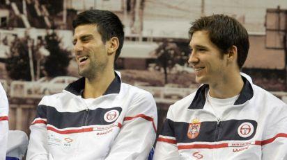 Srbija na ATP kupu protiv Francuske, JAR i Čilea