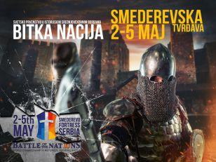 Srbija prvi put domaćin Svetskog prvenstva u istorijskim srednjovekovnim borbama