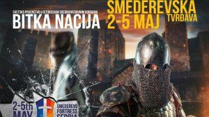 Srbija prvi put domaćin Svetskog prvenstva u srednjovekovnim borbama