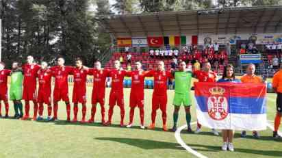 Srbija remizirala sa svetskim prvacima Česima