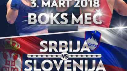 Srpski bokseri pobedili Sloveniju u Lazarevcu